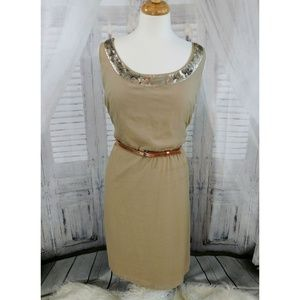 Old Navy Sequin Tank Dress